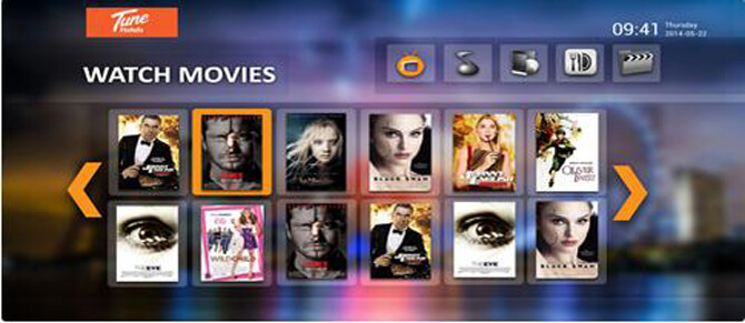IPTV Solution Android Smart TV Box (4)