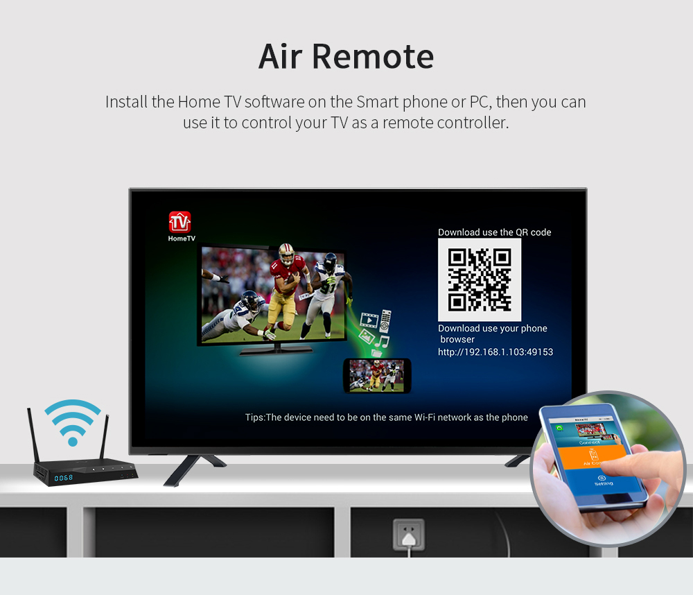 4K Android OTT Box with 4G-LTE Router function-8