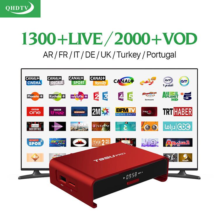 T95Upro IPTV Box QHDTV-5
